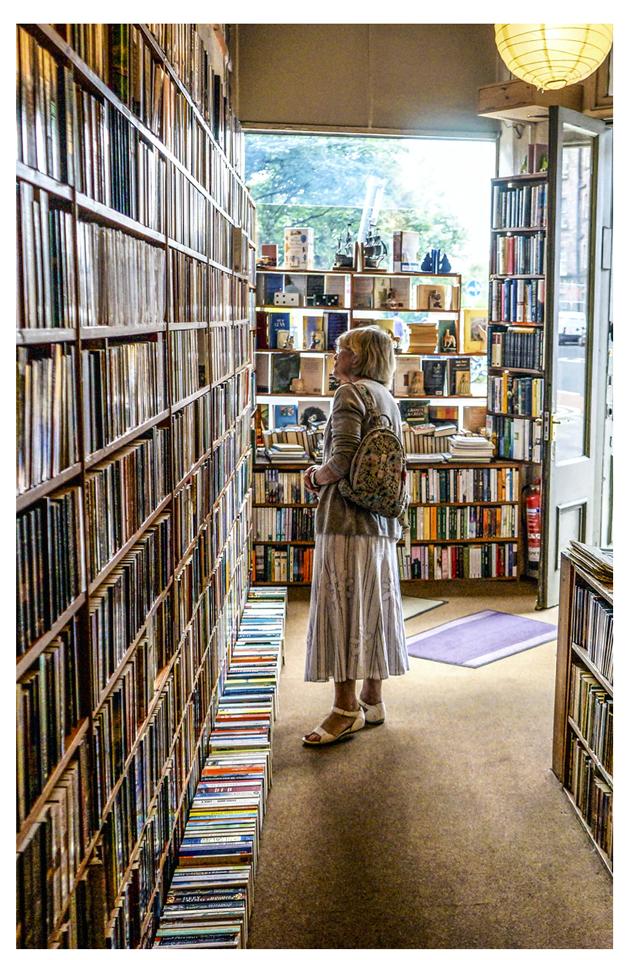 Boekenwinkel Hoorn met website van de onliners