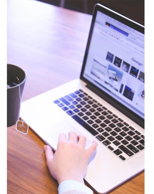 Onliners werkwijze website laten maken
