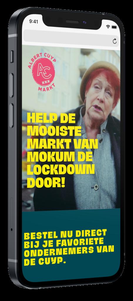 Mooiste markt van mokum website