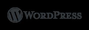 WordPress partner logo