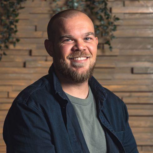 James van Arkel Webdesigner De Onliners