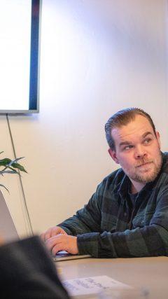 De Onliners webdesign bureau in Kantoor te Wormer